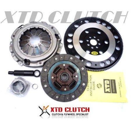 XTD HD CLUTCH & U-LITE FLYWHEEL KIT 02-06 RSX BASE TYPE-S K20 / 02-15 -