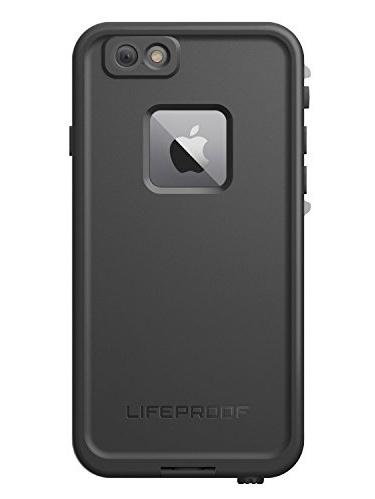 - Retail Packaging Lifeproof FRĒ SERIES iPhone 6//6s Waterproof Case BLACK 4.7 Version
