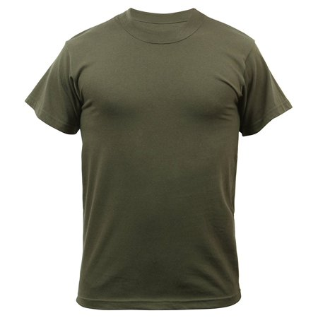 b2e828c6 Rothco Solid Color Poly/Cotton Military T-Shirt - ACU Digital Camo, ...