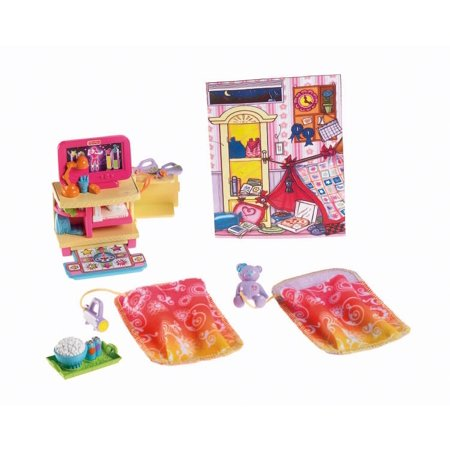 Fisher-Price Loving Family Hidden Room Slumber Party, A new room for the Loving Family Dream Dollhouse By FisherPrice