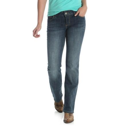 Wrangler Women's Essentials Bootcut Jean