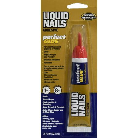 Liquid Nails Home Projects Repair Adhesive 4 Fl Oz