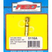 Advanced Engine Design 0.140 Orifice Adj High Flow Needle and Seat P/N 5116B