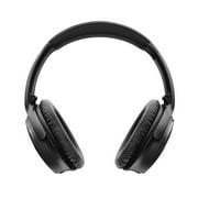 bose wireless noise cancelling headphones. bose quietcomfort 35 wireless headphones, noise cancelling - black image 5 of headphones