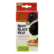 Zilla Day White Light Reptile & Amphibian Incandescent Bulb, 50 Watt