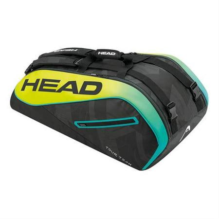 Head Extreme Supercombi 9 Pack Tennis (Best Tennis Bags Heads)