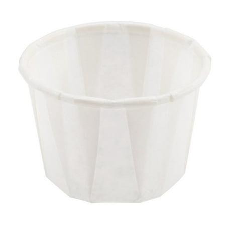 - A World Of Deals Paper Medicine Cups, 1 oz, Box of 250