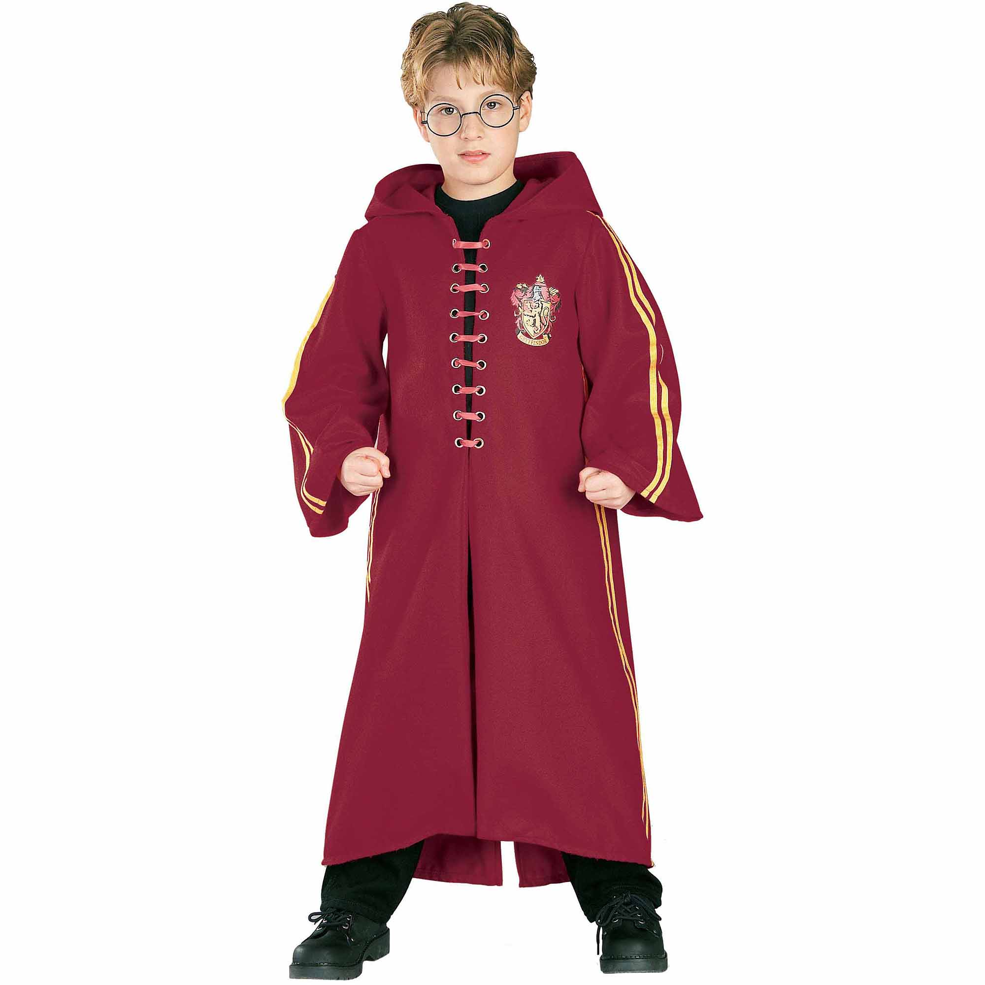 Harry Potter Quidditch Robe Super Deluxe Child Halloween Costume