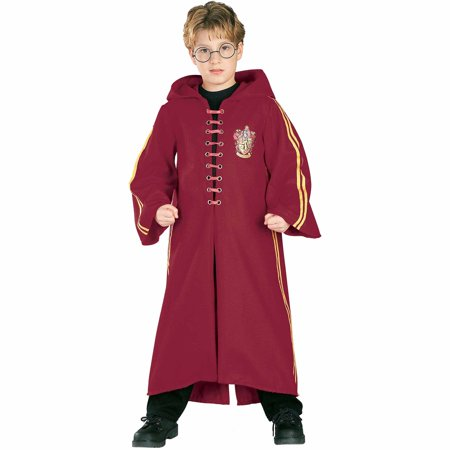 Harry Potter Quidditch Robe Super Deluxe Child Halloween Costume for $<!---->