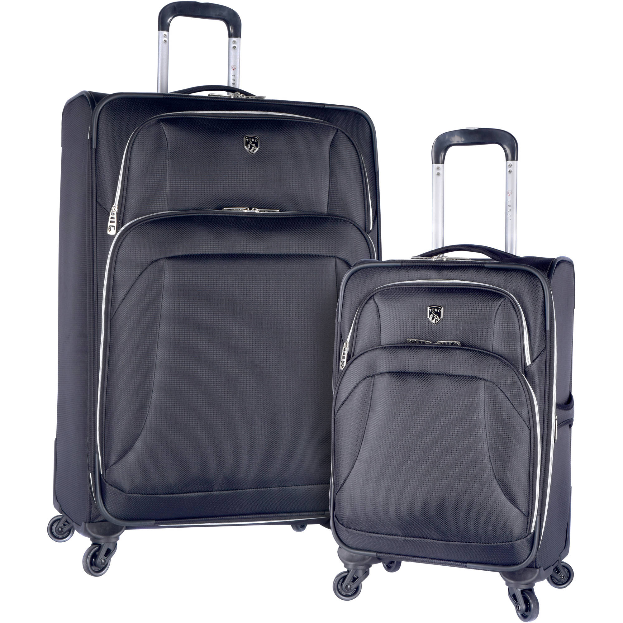 Travelers Polo and Racquet Club 2-Piece Spinner Set