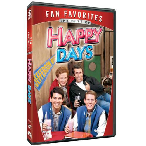 Fan Favorites: The Best Of Happy Days (Full Frame)
