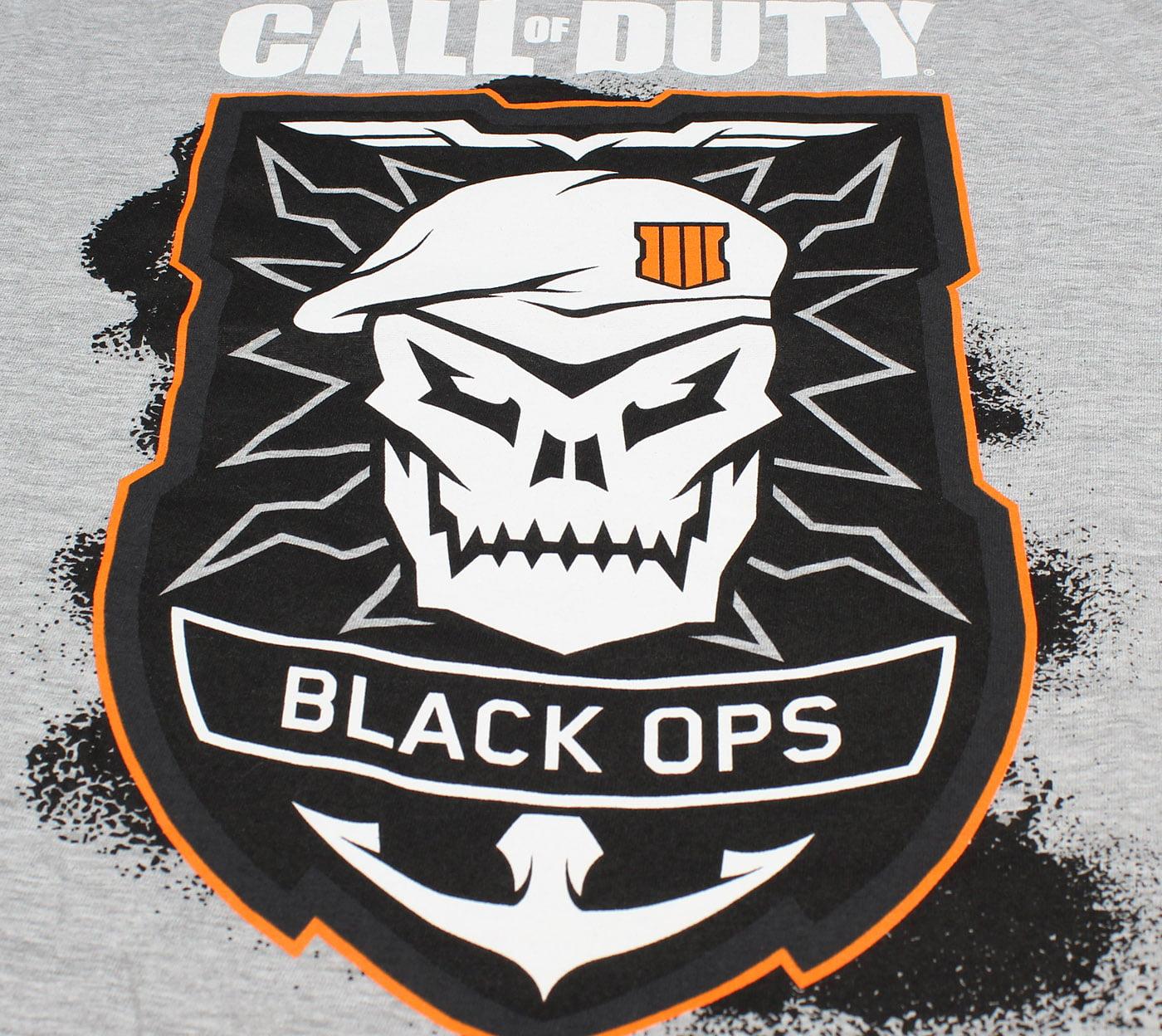 Call of Duty Black Ops Men/'s Skull Badge Lounge//Sleep Pants Size 2XL or 3XL