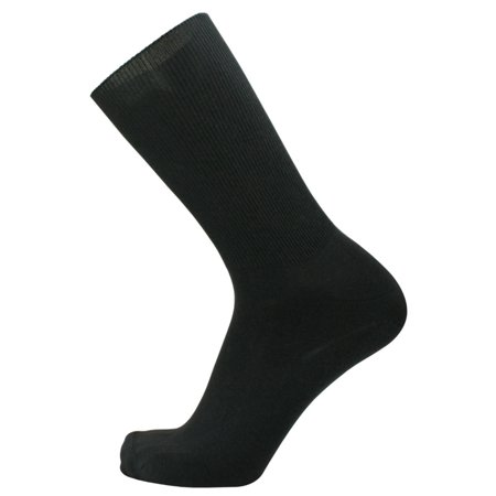 Men's Thin LOOSE CUFF Socks For Shoe Sizes: 12 - 14 - 15 - 16 - 17 - TWO Pairs In a (Big Green Egg Spare Ribs 3 2 1)