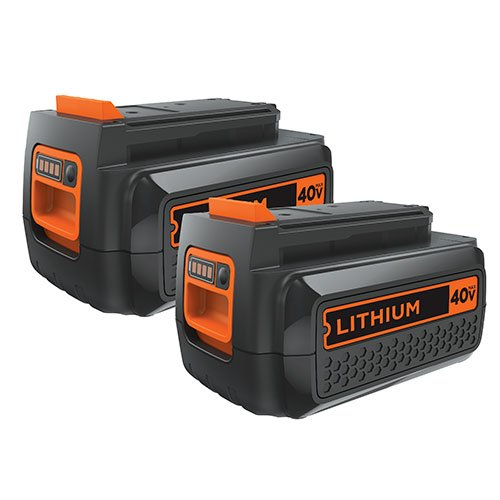 Black & Decker LBXR36 40-Volt Lithium Ion Battery 2-PACK