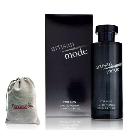 Artisan Mode Eau De Parfum for Men, 3.4 oz, Long Lasting Fragrance for Every Occasion This fragrance is crafted by master perfumers using only high quality essential oils normally found in the most expensive designer perfumes and colognes. This is the reason for its long lasting scent. Enjoy a high quality, luxury experience at about a third of the price of a traditional designer Fragrance. This perfume is recognized as being the best alternative to the original