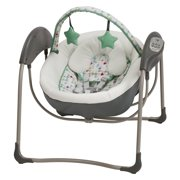 Graco Glider Lite Baby Swing, In Lambert