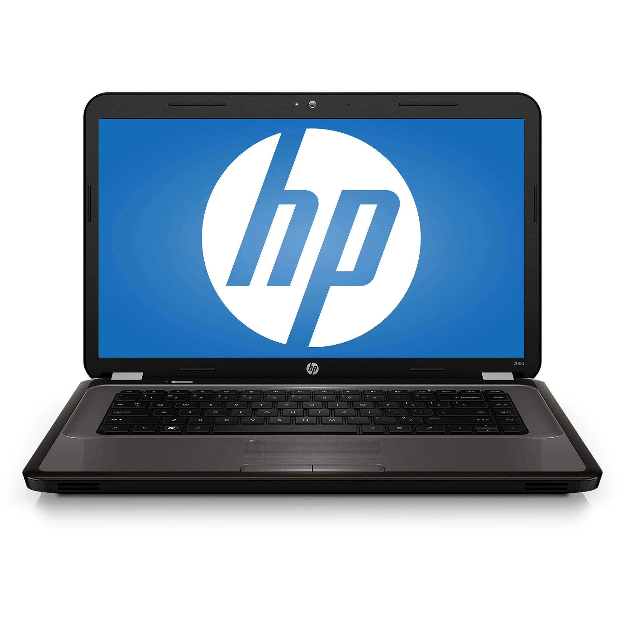"TEST001-HP 2000-BF69WM AMD E-300 X2 1.3GHz 4GB 320GB DVD+/-RW 15.6"" Win8 (Charcoal Gray) (3rd Party Refurbished)"