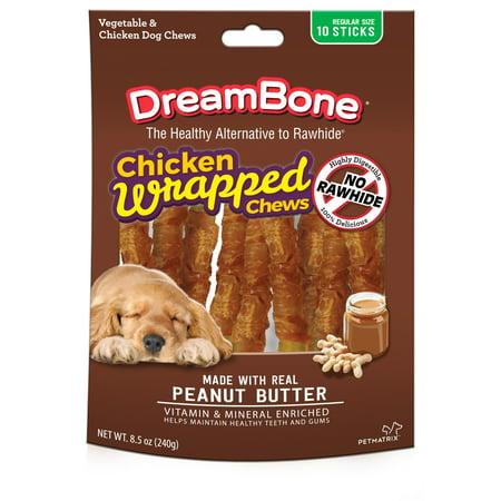 810833028535 Upc Dream Bone Chicken Wrap Reg Stick