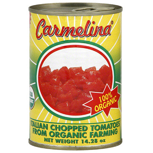 Carmelina Chopped Italian Tomatoes 14.28  oz, 14.28 oz (Pack of 12)