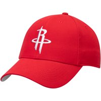 Men's Red Houston Rockets Mass Basic Adjustable Hat