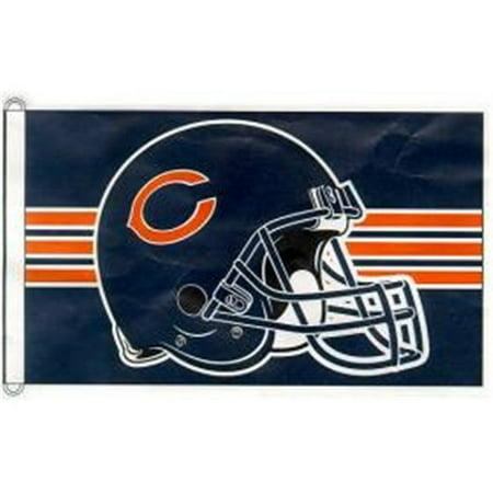 newest 88cae e31b4 Chicago Bears 3'x5' Flag   Walmart Canada