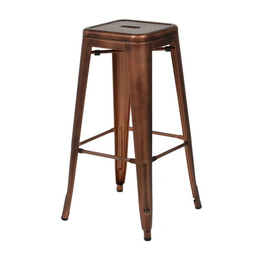 Williston Forge Omer 30'' Patio Bar Stool