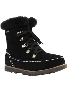 489d420542c Black Womens Winter & Snow Boots - Walmart.com