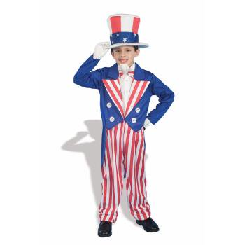 COSTUME-CHILD UNCLE SAM MEDIUM