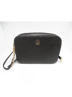 eeb8b9eeb83a Product Image MICHAEL Michael Kors Fulton Large East West Leather Crossbody  Bag in Black