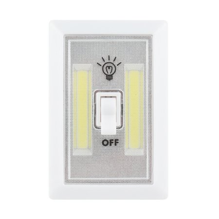 - AP Products 025-020 Glow Max Cordless Light Switch - 200 Lumens
