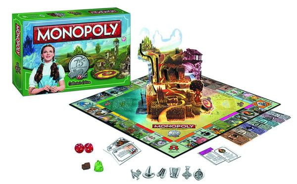 Monopoly: The Wizard of Oz 75th Anniversary Collector's Edition by USAopoly