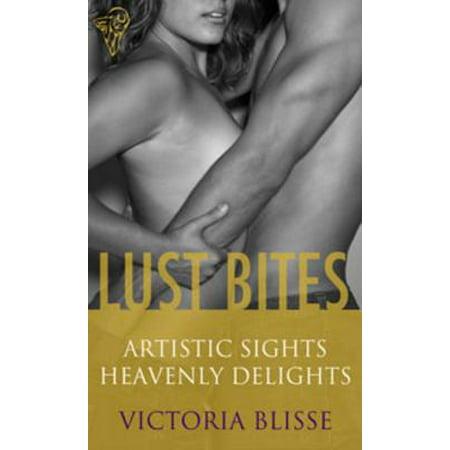 Artistic Sights, Heavenly Delights - eBook