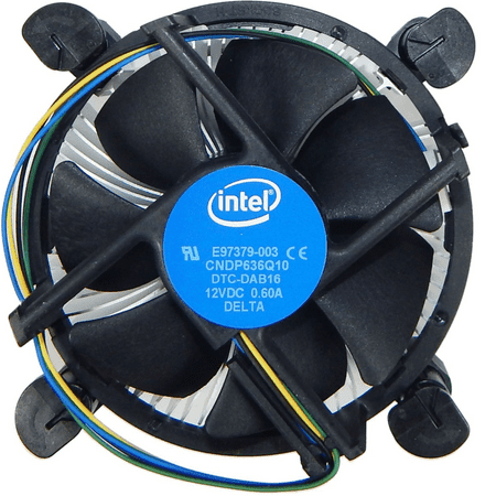 Intel CPU COOLING FAN HEATSINK i3 i5 i7 Socket 1150 1155 1156 E97379-003 65W