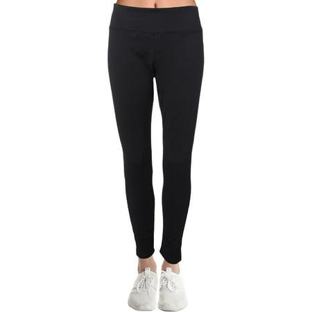 7b4bcbd01a66d Jockey - Jockey Womens Fleece Lined Moisture Wicking Athletic Pants -  Walmart.com
