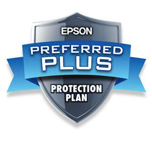 Epson Preferred Plus - 2 Year Extended Service Plan - Service - Exchange - Parts & Labor - Physical Service -  Epson America, 0001034390646