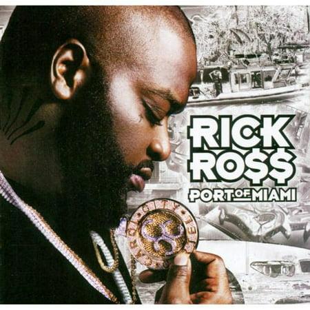 Rick Ross - Port of Miami [CD]