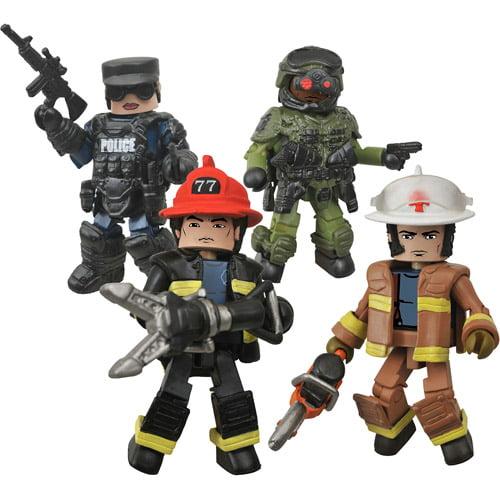 Minimates M.A.X. Series 1 Mini-Figure Box Set