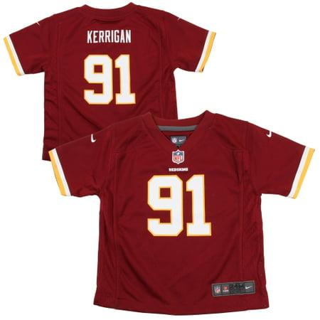hot sale online 53cf3 542a8 Ryan Kerrigan Washington Redskins Nike Infant Team Color Game Jersey -  Burgundy