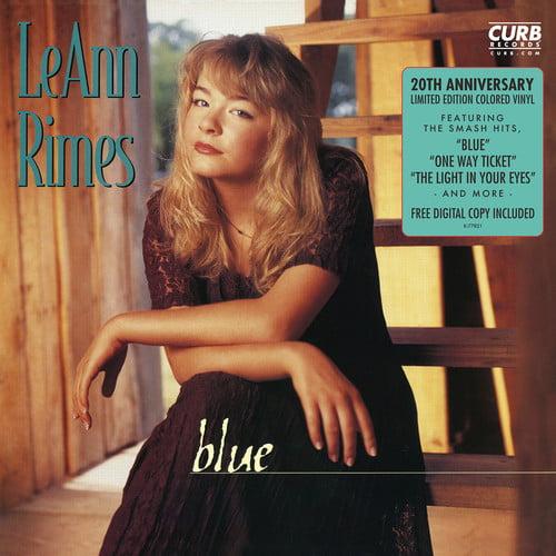 Blue - 20th Anniversary Edition (Vinyl)