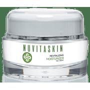 NuVita Skin Revitalizing Moisturizer - Premium Skincare - Advanced Formula to Diminish Fine Lines and Wrinkles