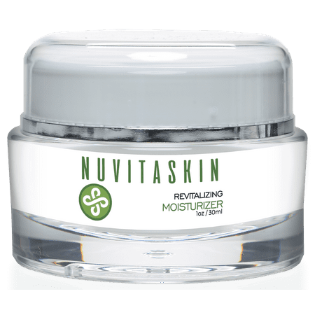 NuVita Skin Revitalizing Moisturizer - Premium Skincare - Advanced Formula to Diminish Fine Lines and Wrinkles (Wrinkle Revolution)