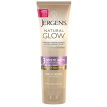 Body Lotions: Jergens Natural Glow 3 Days to Glow Moisturizer