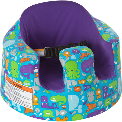 Bumbo Floor Seat Cover, Sea Critters