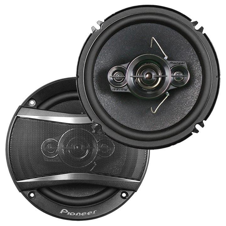 Car Audio Speaker 4-way 6.5-inch 350 Watts Max Car Audio Speakers Multi-colored