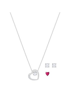 27496f4bf57f3 Swarovski Womens Jewelry Sets - Walmart.com
