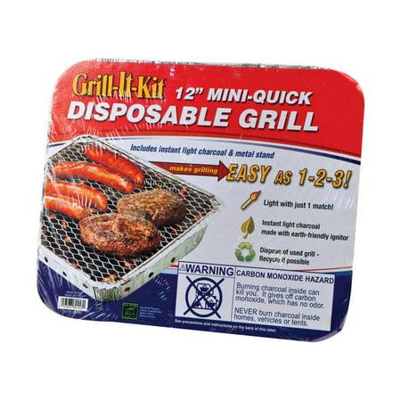 Grill-It-Kit Mini Portable (Mini Grill)
