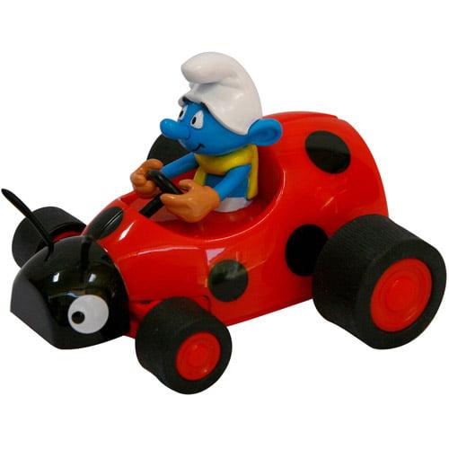 Smurfs Vanity Radio-Controlled Bug Buggy Kart
