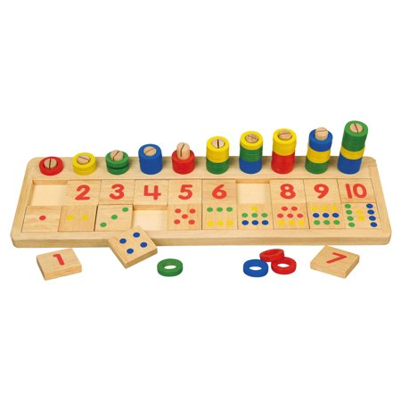 Count & Match Numbers Educational Math Toys and Learning ...