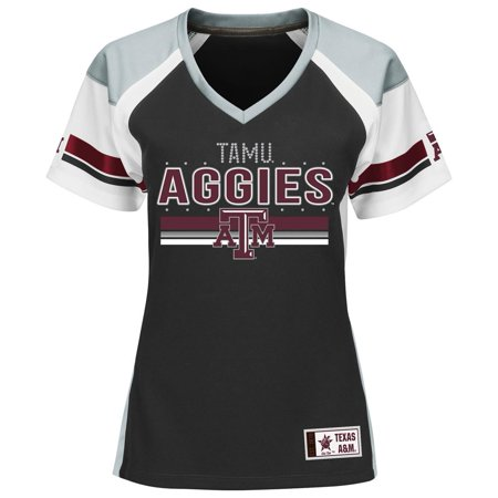 740fddb9fb5 outlet Women s Texas A M Aggies Jersey Draft Me Fashion Top ...