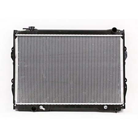 Radiator - Pacific Best Inc For/Fit 1512 93-98 Toyota T100 2WD 4/6 CY 95-98 4WD 6CY 2.7/3.0/3.4L